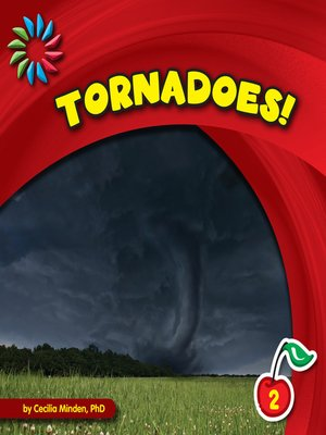 cover image of Tornadoes!